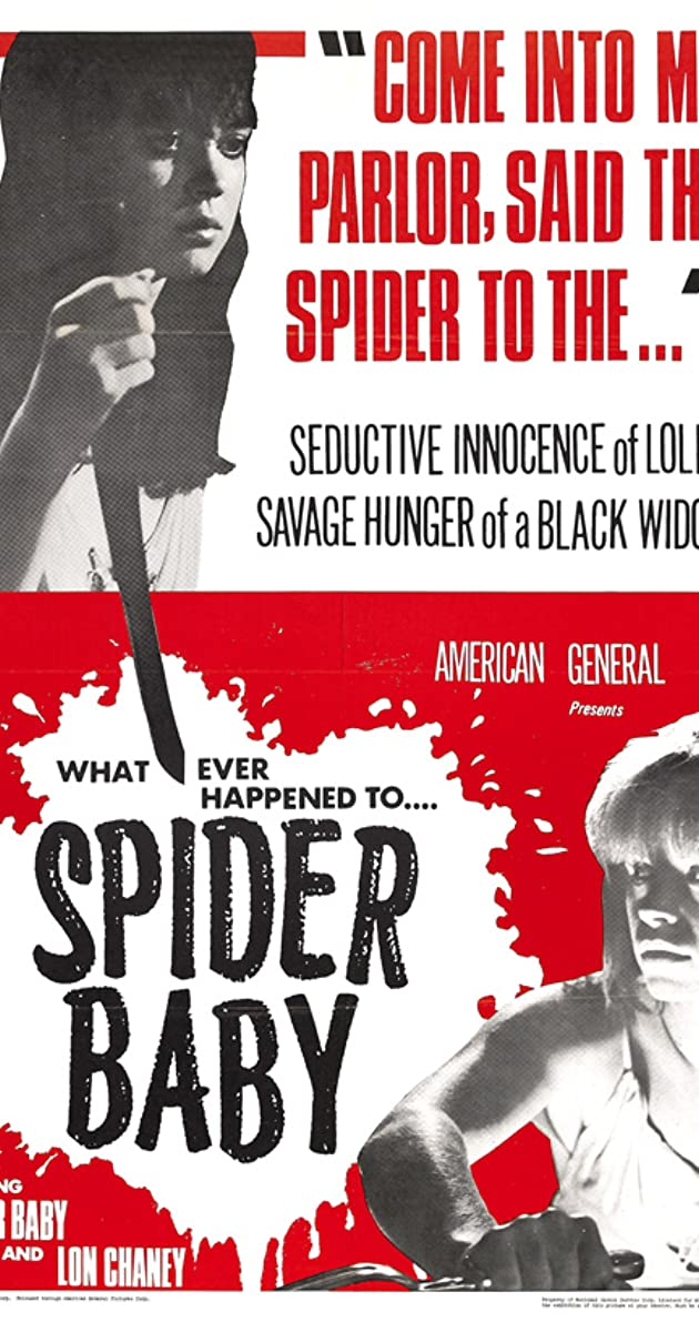 Spider Baby or, the Maddest Story Ever Told (1967) - Spider Baby or