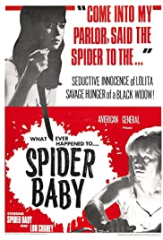 Spider Baby or, the Maddest Story Ever Told (1967) film en francais gratuit