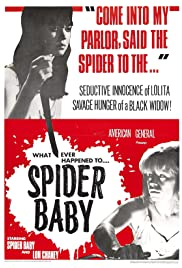 Spider Baby or, the Maddest Story Ever Told (1967) Poster - Movie Forum, Cast, Reviews