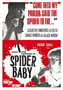 Great movie downloads Spider Baby or, the Maddest Story Ever Told by Jack Hill [640x360]