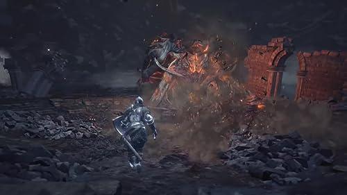 Dark Souls III: The Ringed City DLC Gameplay
