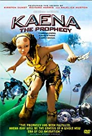 Kaena: The Prophecy Poster