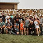 Cutter Bill crew and cast photo (on location)