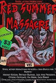 Red Summer Massacre Poster