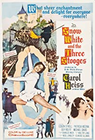 Primary photo for Snow White and the Three Stooges