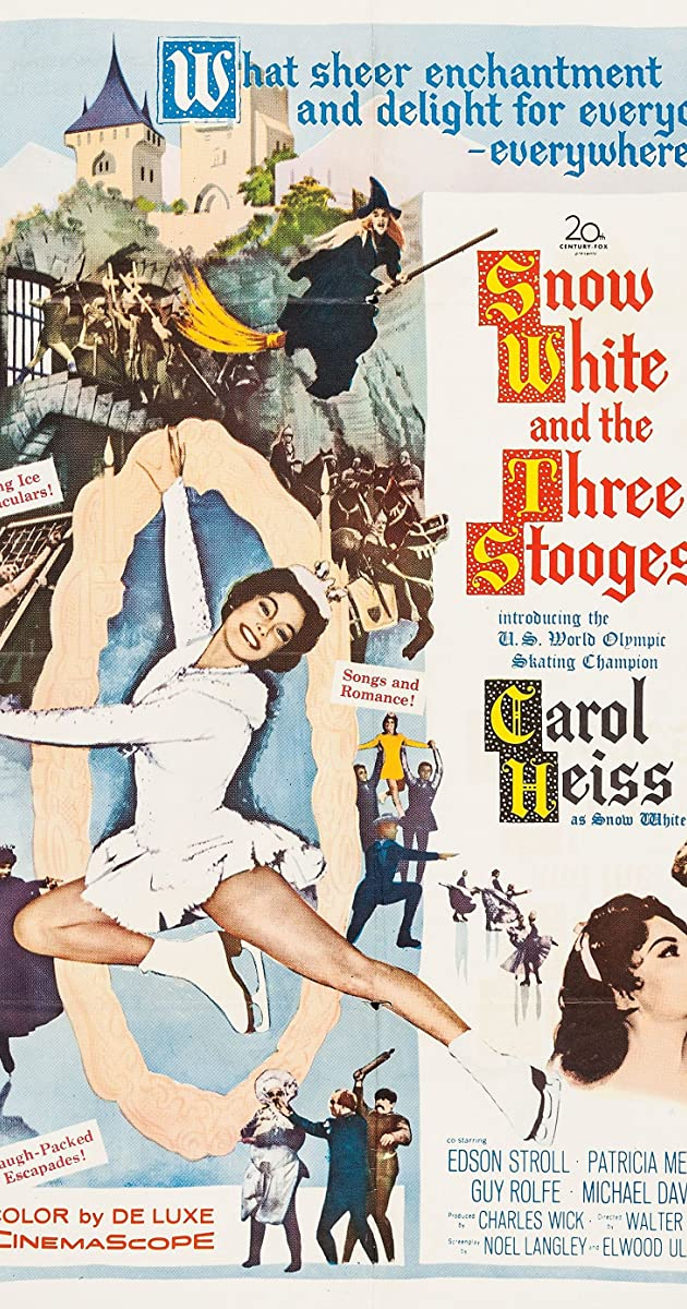 Snow White and the Three Stooges (1961) Subtitles