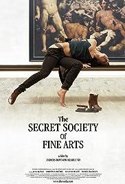 The Secret Society of Fine Arts Poster
