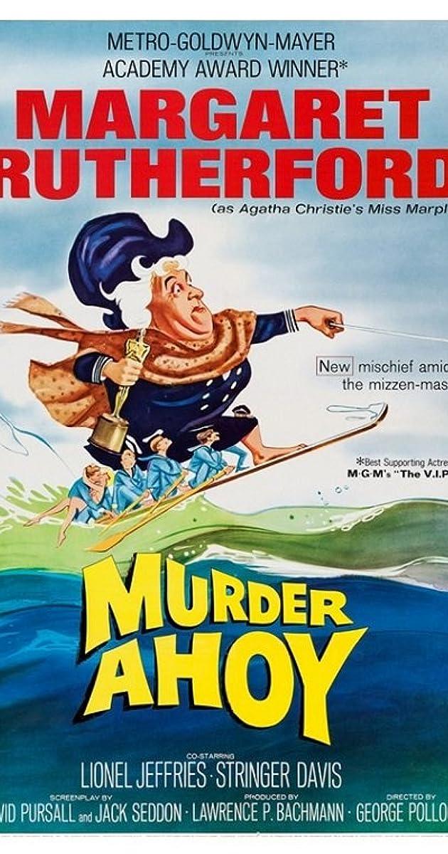 Subtitle of Murder Ahoy