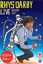 Rhys Darby Live: Imagine That! Poster