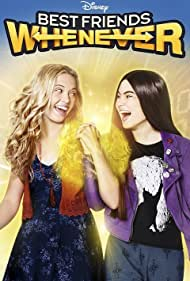 Landry Bender and Lauren Taylor in Best Friends Whenever (2015)