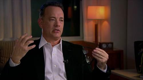 """Tom Hanks as Walt Disney"""