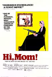 Hi, Mom! (1970) Poster - Movie Forum, Cast, Reviews