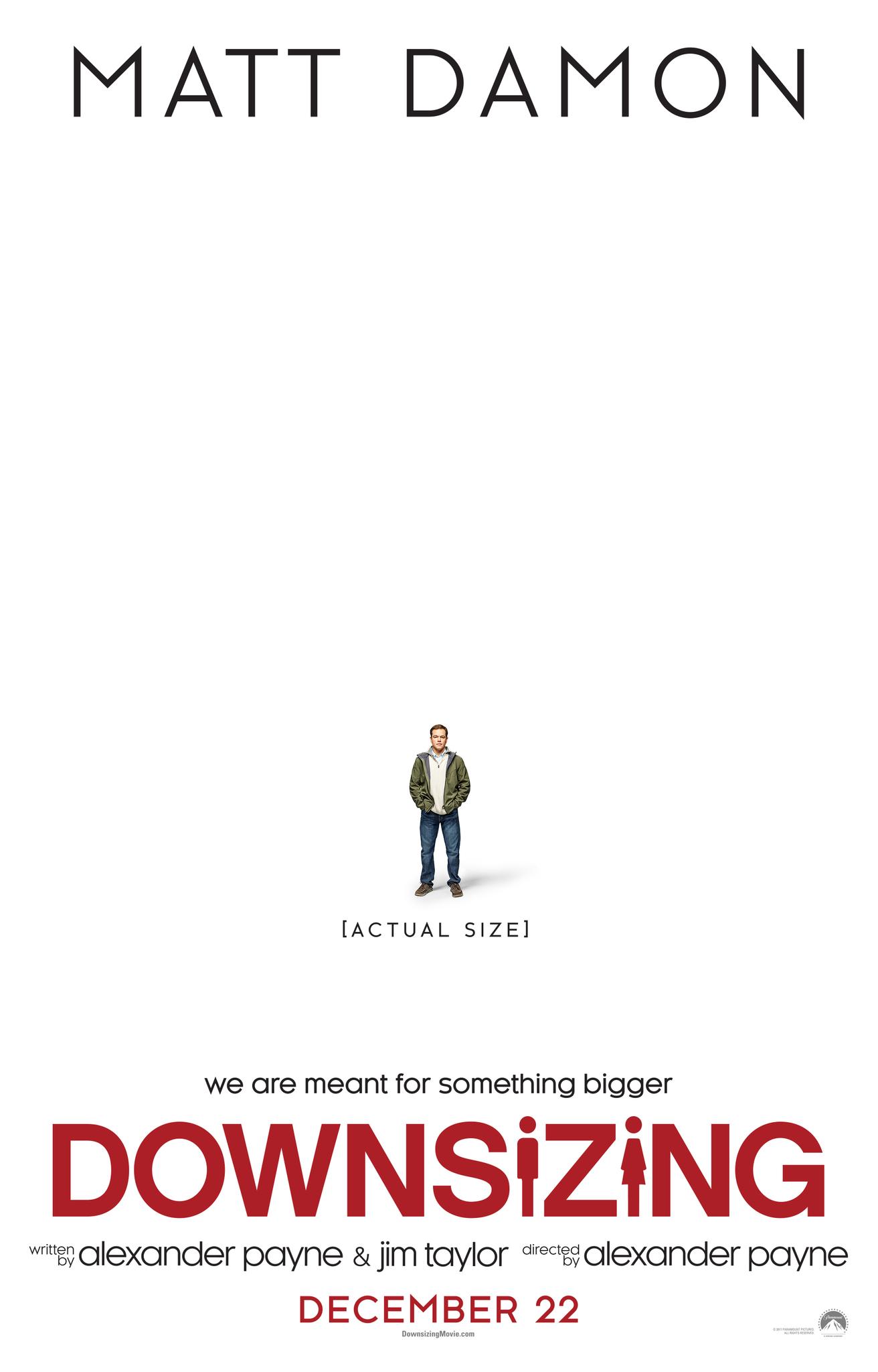 Downsizing (2017) - IMDb