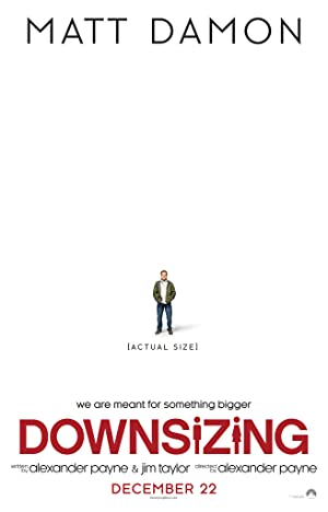 Permalink to Movie Downsizing (2017)