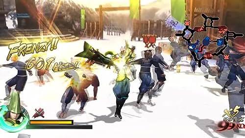 Sengoku Basara Samurai Heroes: Mori