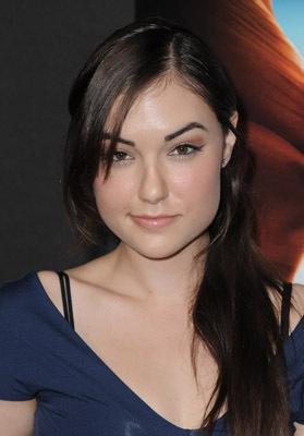 Sasha Grey at an event for 127 Hours (2010)