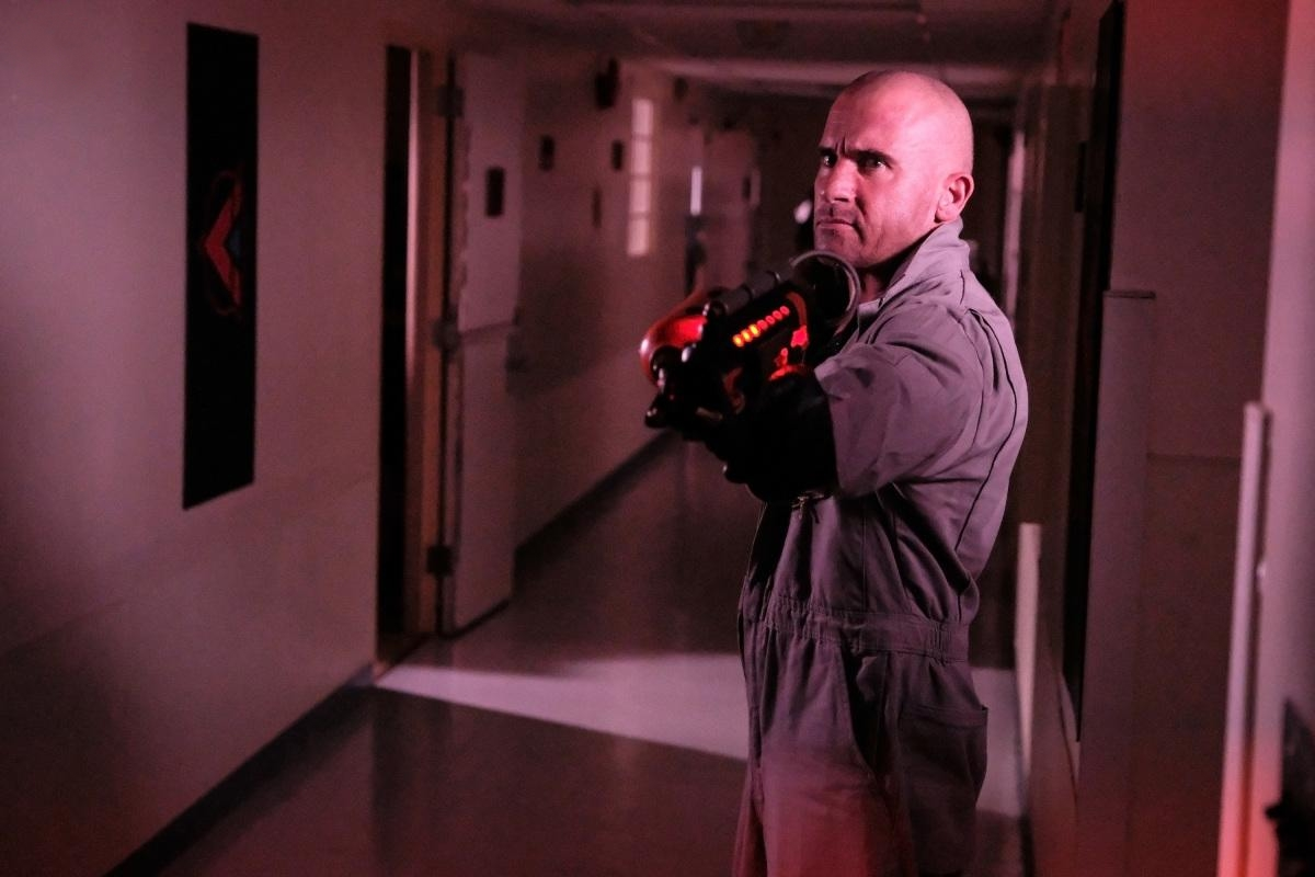 Dominic Purcell in Legends of Tomorrow (2016)