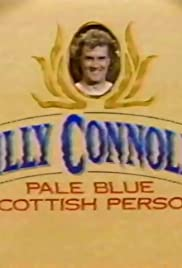 Billy Connolly: Pale Blue Scottish Person Poster