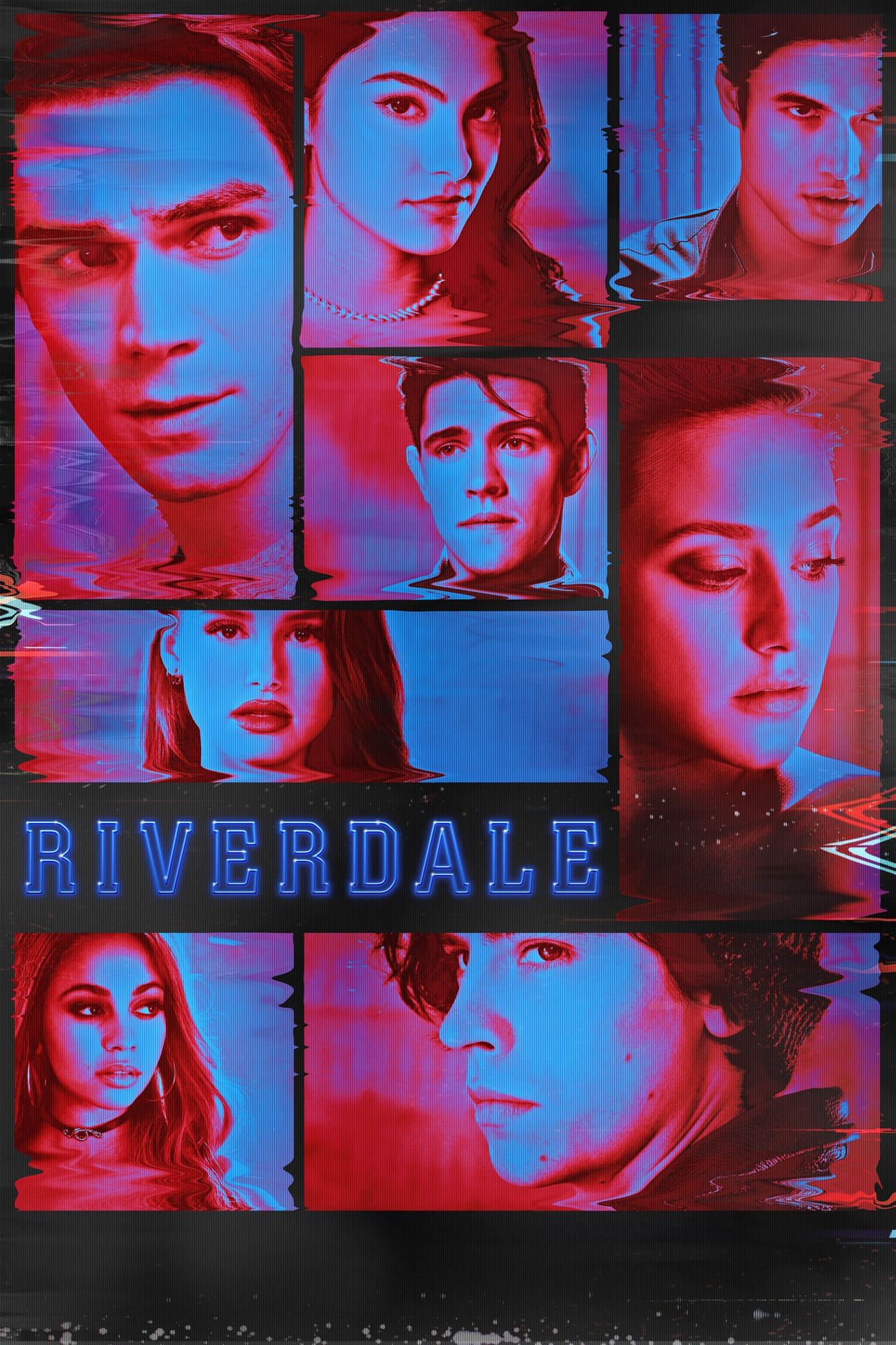 Image result for riverdale season 4 poster