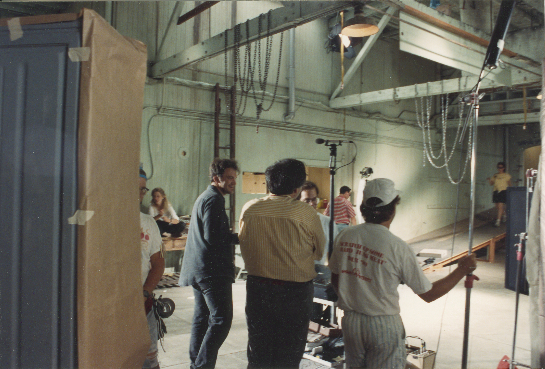 Quentin Tarantino in Reservoir Dogs (1992)
