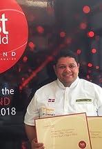 Interview Arturo Feliz Camilo - 3rd place Gourmand Cook Books Awards 2018, book Dominican Longaniza