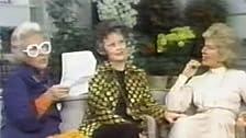 Lucille Ball, Vivian Vance, Zsa Zsa Gabor, Lucie Arnaz
