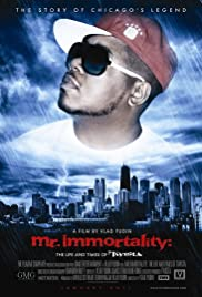 Mr Immortality: The Life and Times of Twista Poster