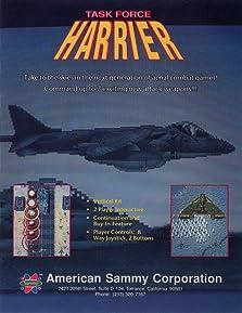Task Force Harrier (1989 Video Game)