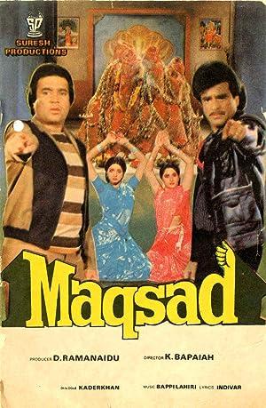 Maqsad movie, song and  lyrics