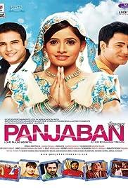 Panjaban -Love Rules Hearts Poster