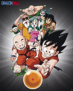Adult dvd movie downloads Dragon Ball [640x960]