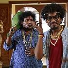 Sendrayan and Yogi Babu in Sulthan (2021)
