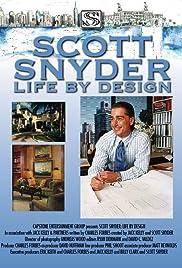 Scott Snyder: Life by Design Poster