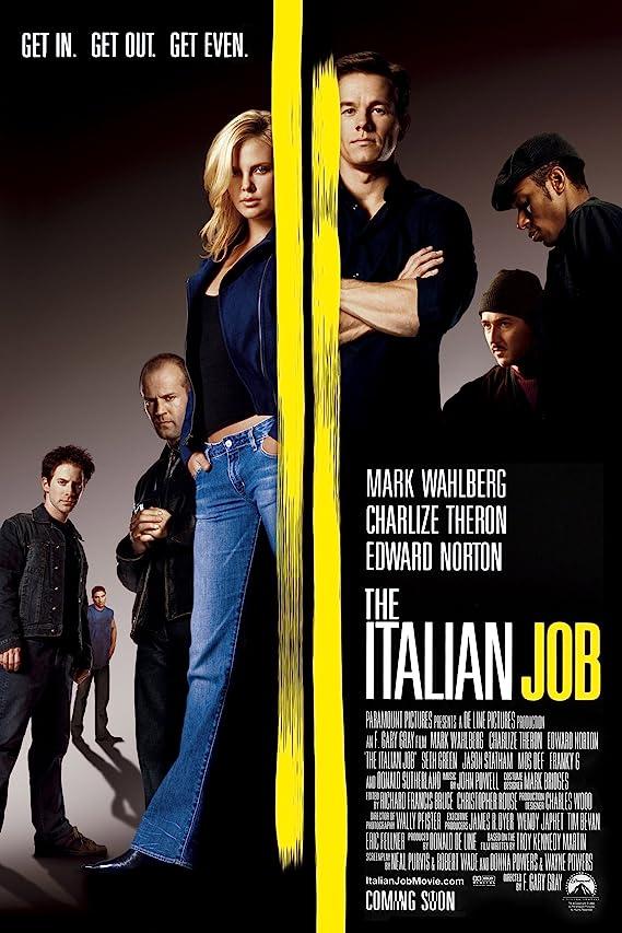 The Italian Job (2003) Hindi Dubbed