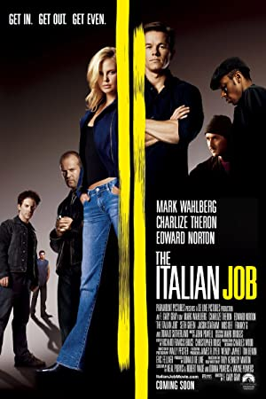Movie The Italian Job (2003)