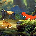 Corey Feldman and Keith Coogan in The Fox and the Hound (1981)