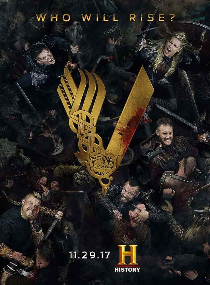 Vikings S05 Season 5 (All Episodes)