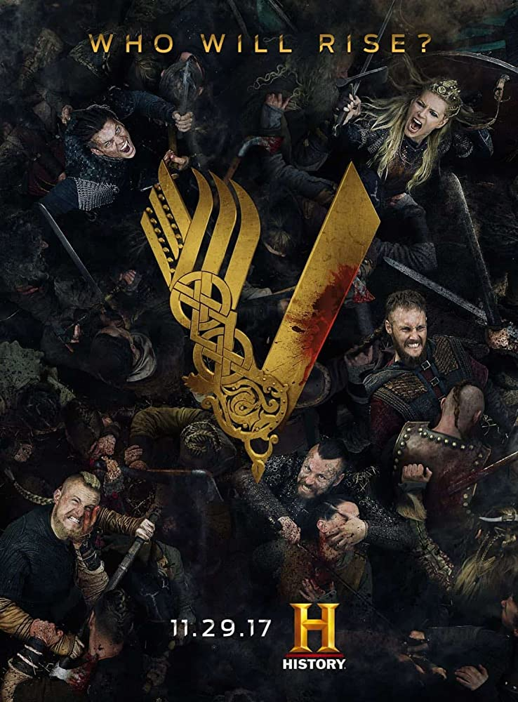 Vikings S4 (2016) Subtitle Indonesia