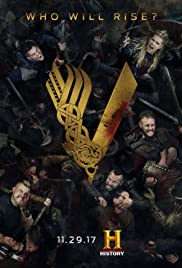 View Vikings - Season 5 (2017) TV Series poster on Ganool