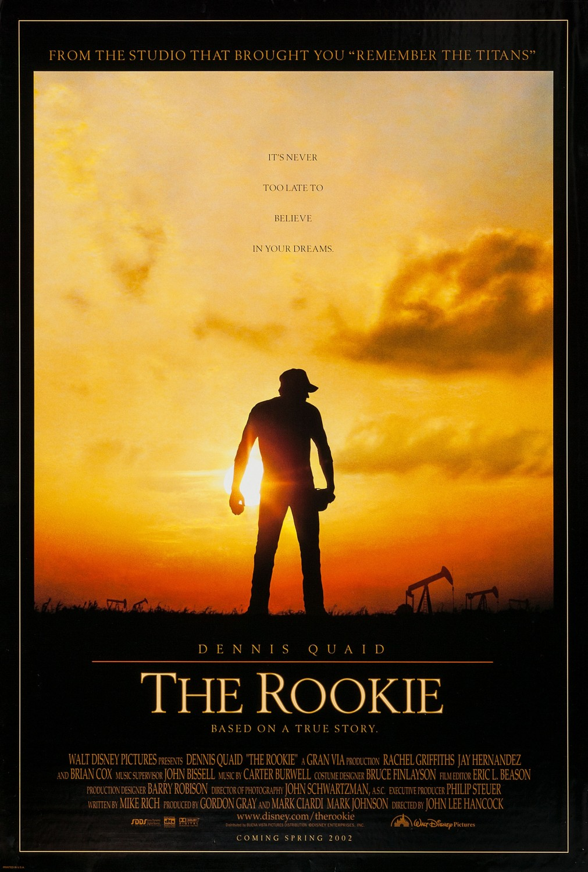 The Rookie 2002 Imdb