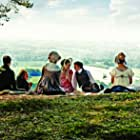 Jonny Lee Miller, Robert Bathurst, Romola Garai, Tamsin Greig, Blake Ritson, Rupert Evans, Laura Pyper, Christina Cole, and Louise Dylan in Emma (2009)