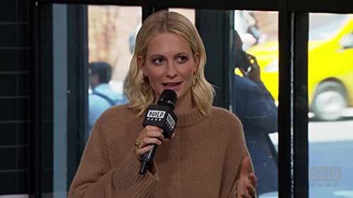 BUILD: Poppy Delevingne Dives into the Woman Behind Her Character