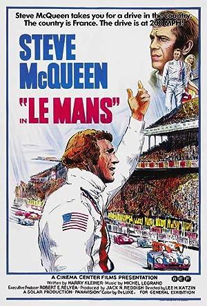 Le Mans Poster Image