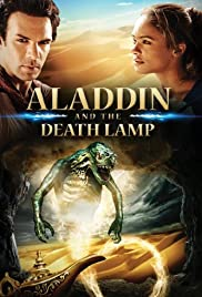 Aladdin and the Death Lamp Poster