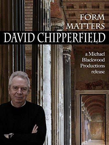 Form Matters David Chipperfield