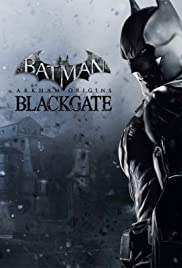 Batman: Arkham Origins - Blackgate Poster