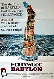 Hollywood Babylon Poster