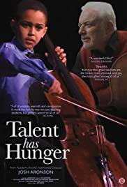 Talent Has Hunger Poster