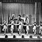 Ray Corrigan, Robert Livingston, June Preston, Max Terhune, and The Meglin Kiddies in Roarin' Lead (1936)