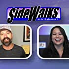 Walker Hayes and Lori Rosales in Sidewalks Entertainment (1994)